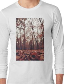 Middle Of Nowhere Long Sleeve T-Shirt