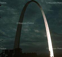 St. Louis Arch - (1986) by Dwaynep2010