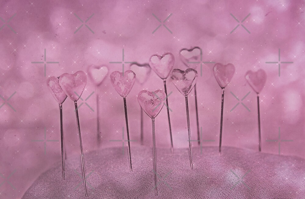Forest of Sparkling Hearts by Denise Abé