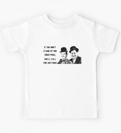 Another Fine Mess. Kids Tee