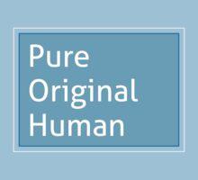 Pure Original Human One Piece - Short Sleeve