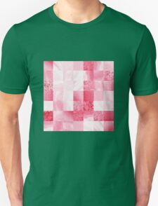 Baby Pink Marble Quilt III T-Shirt