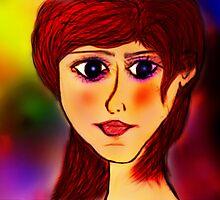 Portrait - Aalia by mawaz