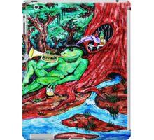Lounge Lizard iPad Case/Skin