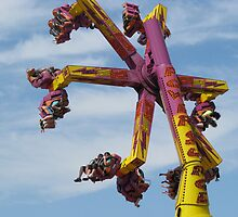 Fun At The Amusement Park by Linda Miller Gesualdo