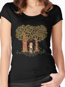 Sidhe Women's Fitted Scoop T-Shirt