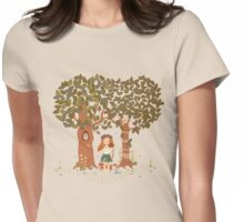 Sidhe Womens Fitted T-Shirt