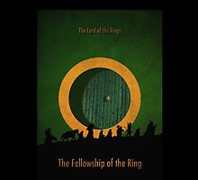 Lord of the Rings by SinisterSix