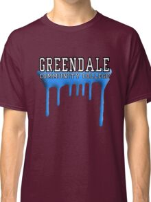 Community - Greendale Paintball Blue Classic T-Shirt