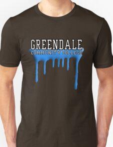 Community - Greendale Paintball Blue Unisex T-Shirt