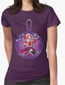 Nishikino Maki - Love Live! Xmas edit. Womens Fitted T-Shirt