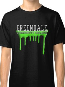 Community - Greendale Paintball Green Classic T-Shirt