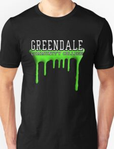 Community - Greendale Paintball Green T-Shirt
