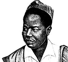 Ahmadou Ahidjo-Cameroon Photographic Print