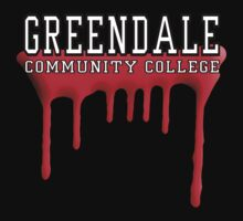 Community - Greendale Paintball Red by BBanny1