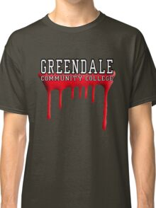 Community - Greendale Paintball Red Classic T-Shirt