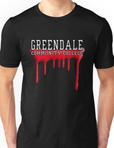 Community - Greendale Paintball Red Unisex T-Shirt