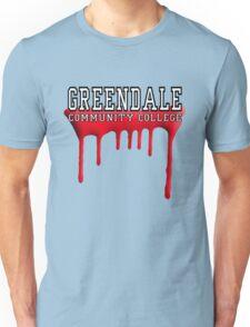 Community - Greendale Paintball Red Unisex T-Shirt