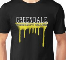 Community - Greendale Paintball Yellow Unisex T-Shirt