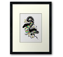Many Colors Framed Print