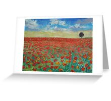 Interlude Greeting Card