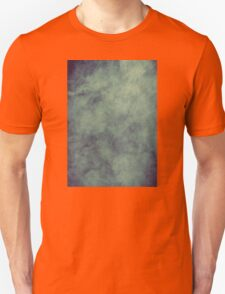 Smoke Texture with Paper Texture Unisex T-Shirt