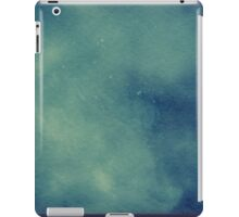 Smoke Texture with Paper Texture 2 iPad Case/Skin