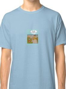"""Anti-""""Helicopter Parenting"""" to watch Y & R Classic T-Shirt"""