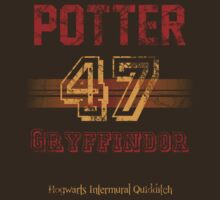 Potter Quidditch Jersey  by state299