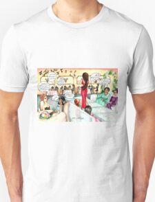 Arabic Wedding T-Shirt