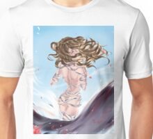 Miki. Commission. Unisex T-Shirt