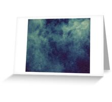 Smoke Texture with Paper Texture 3 Greeting Card
