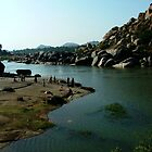 Riverside Rocks by SerenaB