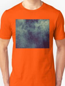 Smoke Texture with Paper Texture 3 Unisex T-Shirt