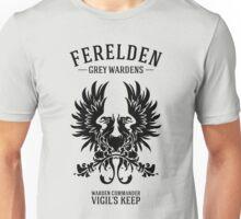 Grey Wardens - Warden Commander (dark) Unisex T-Shirt