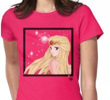 Princess Zelda  Womens Fitted T-Shirt
