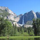 Yosemite Falls by sunsetgirl