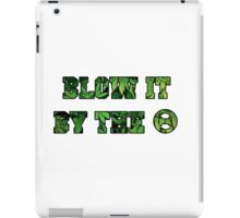 Kappa Alpha Theta Blow It By the O iPad Case/Skin
