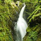 Mystic Water - Aira Force, Ullswater by jd-photography