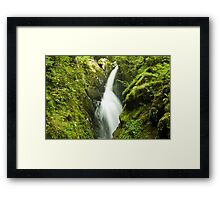 Mystic Water - Aira Force, Ullswater Framed Print