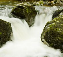 Twin Falls - Aira Force, Ullswater by jd-photography