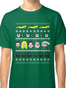 Its Always Sunny- Ugly Christmas Sweater ... T-shirt Classic T-Shirt