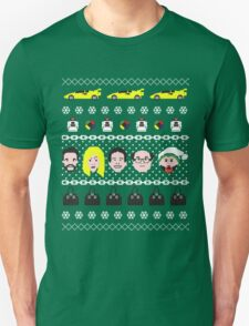 Its Always Sunny- Ugly Christmas Sweater ... T-shirt T-Shirt