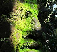 Artcraft on the island of the River Cuale - Artesania en la Isla Cuale by Bernhard Matejka