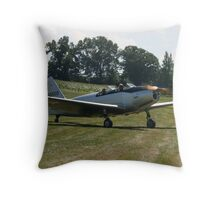 pt19a-ae coming in shortly after arrival Throw Pillow