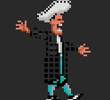 The lovely STAN (Monkey Island 2) by themasrix