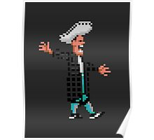 The lovely STAN (Monkey Island 2) Poster