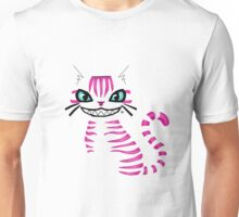Cheshire Cat: Disappear Unisex T-Shirt