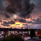 Whiston Sunset by cavan michaelides