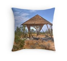 Housing Market Throw Pillow